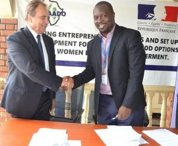 SAADO & the French Embassy team up again to support SGBV survivors
