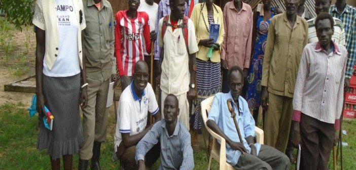 How we have empowered people living with disability in Jonglei